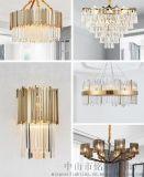 後現代水晶燈 吸頂燈 木頭木藝燈