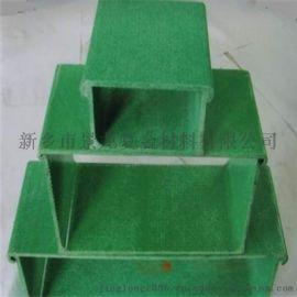 安阳景龙供应玻璃钢拉挤型材/玻璃钢电缆槽盒