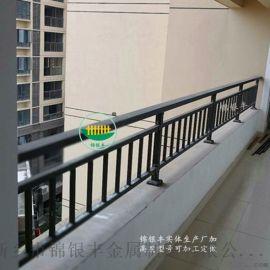 河南商丘高层阳台护栏|锌钢阳台护栏|不锈钢护栏供应商