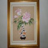 中國瑞華專業刺繡工藝畫生產加工