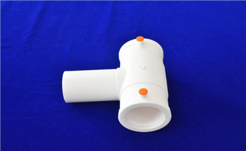 天津 PE-RTII型电熔管件 电熔连接