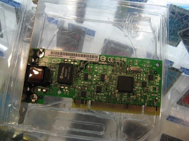 intel PRO/1000英特爾8391GT千兆網卡PCI軟路由ROS