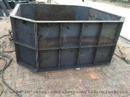化粪池模具 生产维修工艺总结 保定力达模具