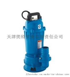 WQ型污水泵_小型矿用水池潜水排污泵
