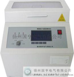 绝缘油介电强度测试仪厂家_80KV100KV