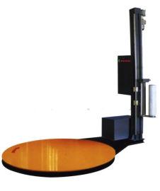 恩平托盘伸缩膜全自动围膜机 廉江转台式缠绕包装机