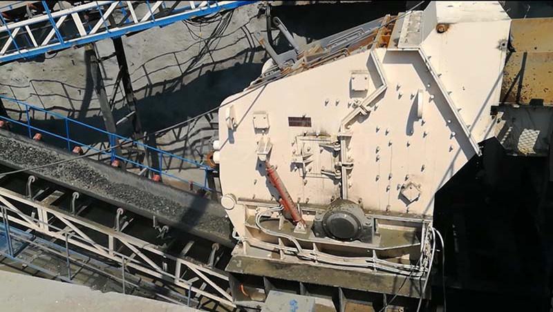 山石破碎机磕石机-移动碎石机-大型石头破碎机可分期