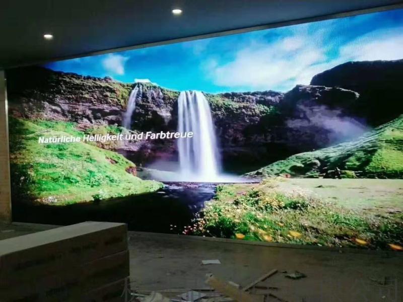 杭州室内P2高清LED屏 全彩LED显示屏厂家