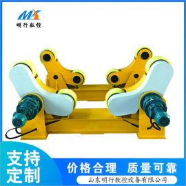 江苏供应20吨焊接滚轮架30吨圆筒体滚轮支撑架