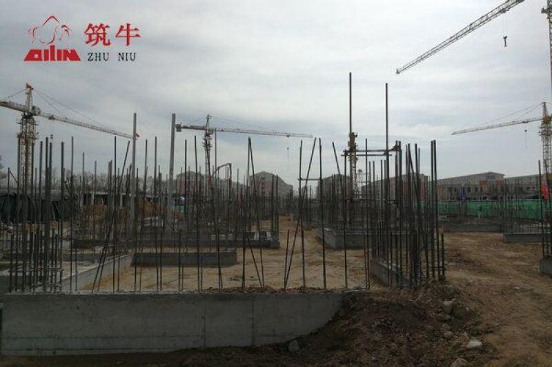 筑牛牌灌浆料 ZN-1 高强无收缩灌浆料厂家