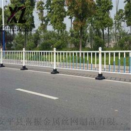 道路护栏@正规道路隔离护栏@城市道路护隔离