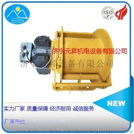 **下放式液压绞车 3吨手动离合器快济宁元昇