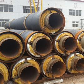 台州 鑫龙日升 热力管道用聚氨酯保温钢管 一步发镀锌保温管