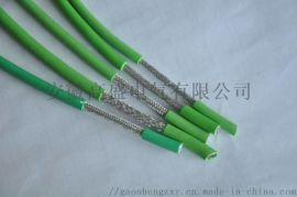 聚氨酯双护套高柔性屏蔽拖链电缆G-TRVVSP
