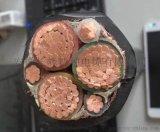 铜芯动力电缆YJY3*240+1*120国标