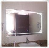 供應浴室鏡壁掛式 衛生間除霧鏡 智慧LED燈鏡