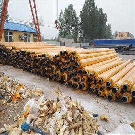 三亚 鑫龙日升 直埋保温钢管DN500/529一步法聚氨酯保温管