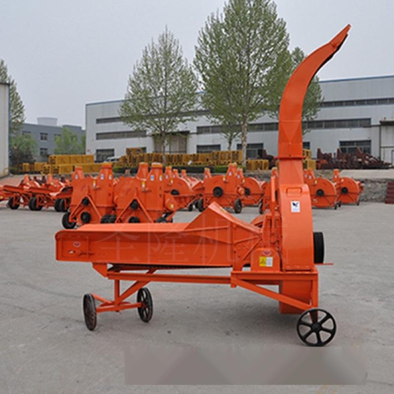 農用鍘草揉絲機 新型飼料鍘草機 多功能鍘草粉碎機