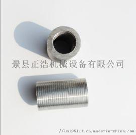 钢筋连接套筒厂家A钢筋套筒厂家A衡水钢筋直螺纹套