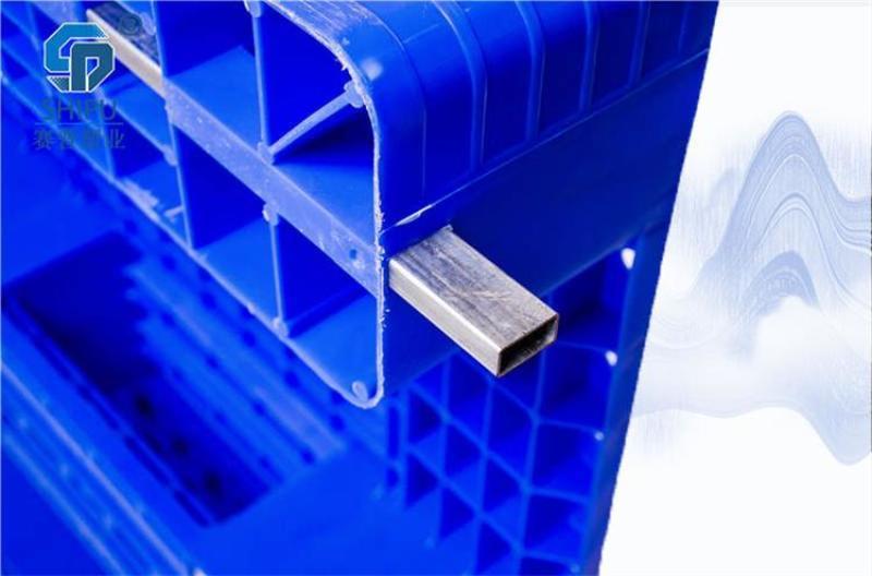 堆碼塑料托盤,川字貨架棧板,週轉托盤 1212