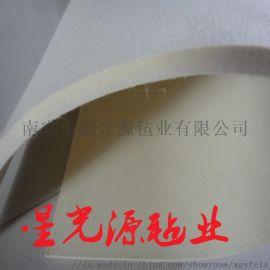 工业毛毡 各种样式密封吸油过滤油羊毛毡垫