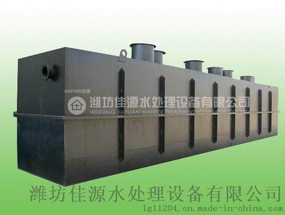 一体化污水处理设备与(CCB)导流曝气生物滤池