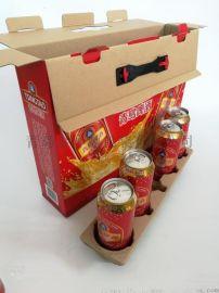 山东青岛周边酒类精品礼盒纸浆托包装
