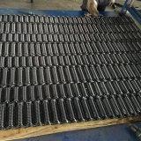 双曲线冷却塔散热填料 电厂波纹填料 PVC材质