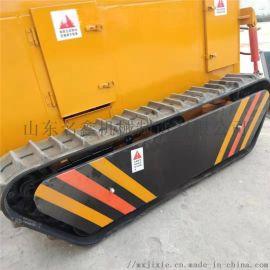 自走式翻抛机 履带式行走翻堆机 销售发酵床翻抛机