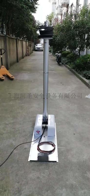 河圣大功率升降照明灯 型号:GD-75-4000L