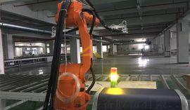 床垫喷胶机 机器人自动喷胶 床垫机械