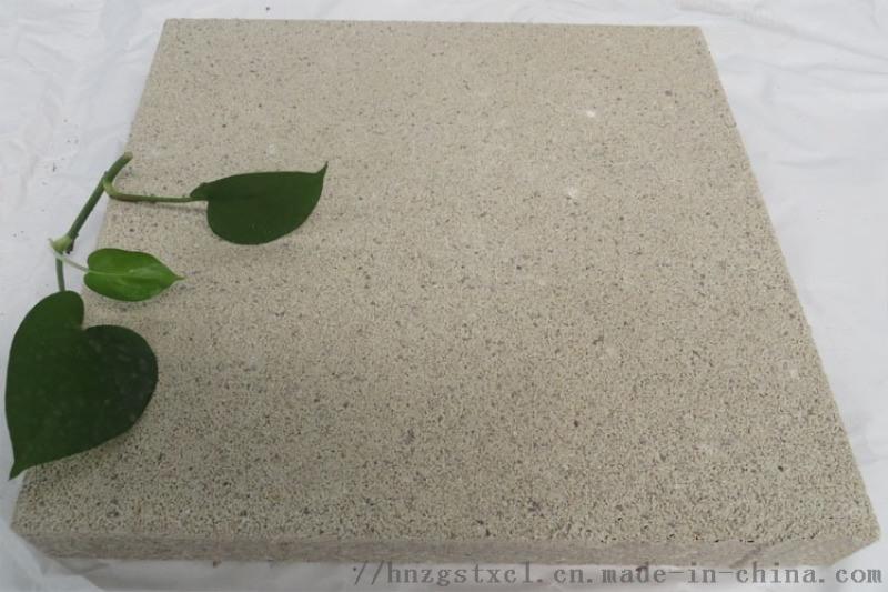 山東鄄城陶瓷透水磚的應用