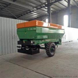 自动撒肥机厂家 新款撒肥机图片 牵引式大型撒粪车