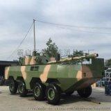 厂家直销大型户外仿真军事展主战坦克模型金属道具活动摆件