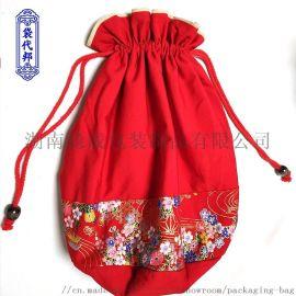 帆布袋厂家定做全棉帆布袋**束口礼品袋创意帆布袋