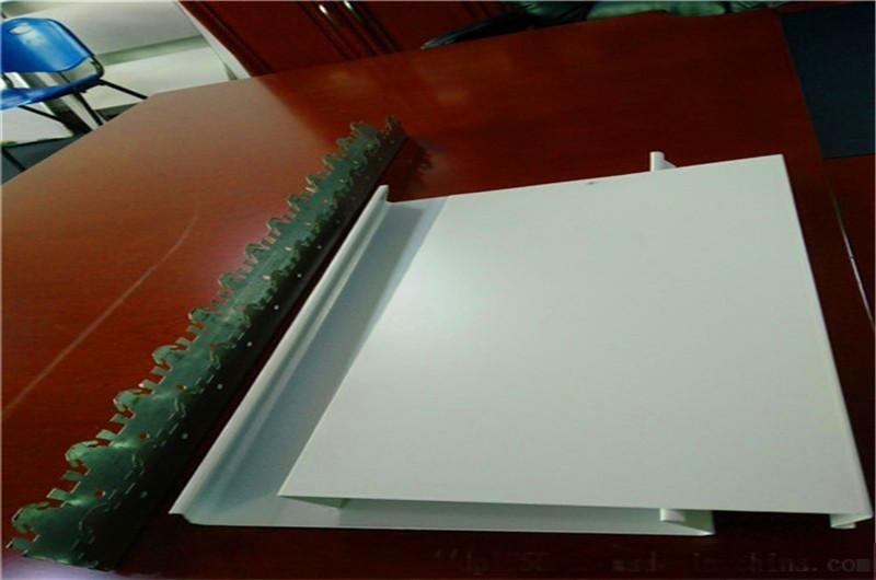 吊顶条扣种类 铝条扣特点 铝条扣生产厂家
