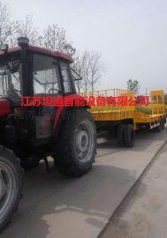 10-20T拖拉机挖掘机平板运输车