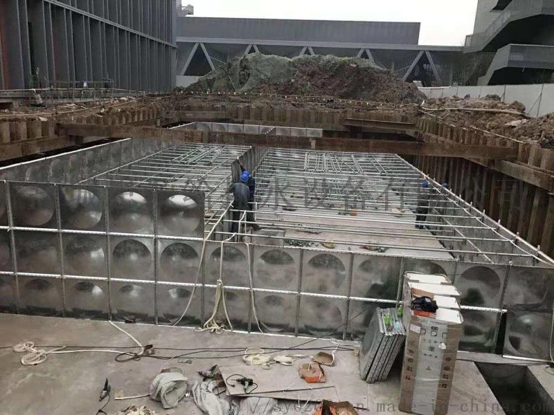 行业标准箱泵一体化智能化泵站