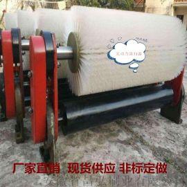 生产尼龙丝毛刷辊 清洗毛刷辊 条形毛刷