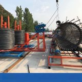 上海鋼筋籠繞筋機鋼筋籠加工設備可遠程遙控