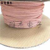 金属丝网屏蔽条 铍铜空心丝网屏蔽衬垫