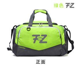 上海定制布包包運動包防水牛津健身方振箱包工廠生產單肩包