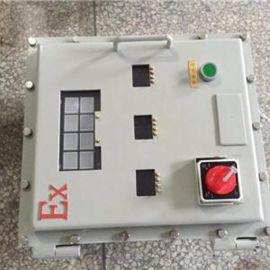 304不锈钢防爆仪表箱