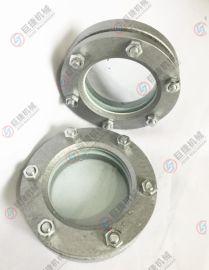 碳钢 不锈钢法兰视镜厂家 对夹视镜品牌