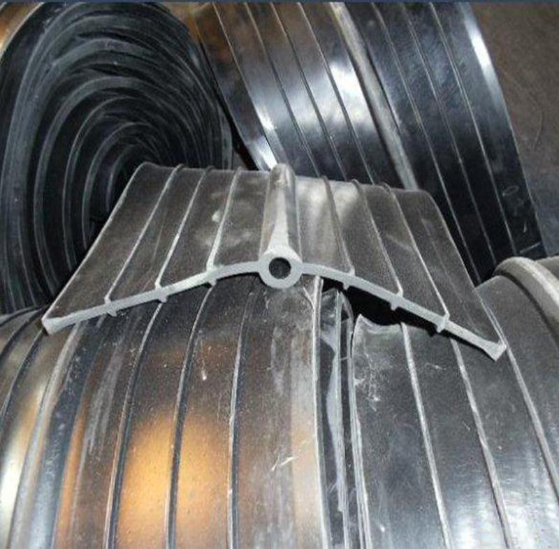 背贴式橡胶止水带 中埋式橡胶止水带 钢边式止水带