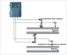 供热用超声波热量表 中央空调用超声波冷热量表