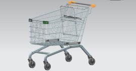 190升-250升欧式人字型购物车