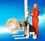 纸卷铝卷膜电动搬运车及提升气管吸吊机