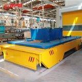 多功能拖鏈供電式軌道平板車 火車牽引車生產廠家
