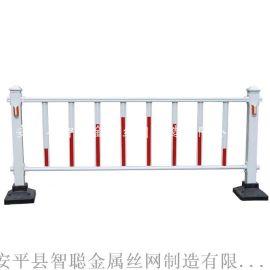 道路隔离栏,市政护栏网,锌钢护栏